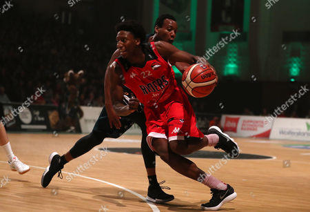 Eric Robertson of Leicester Riders
