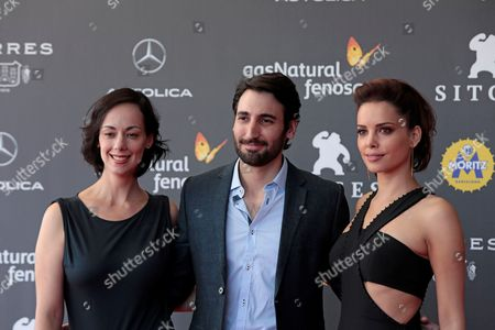 Editorial photo of El Habitante - Photocall - 50th Sitges Film Festival, Sitges (Barcelona), Spain - 09 Oct 2017