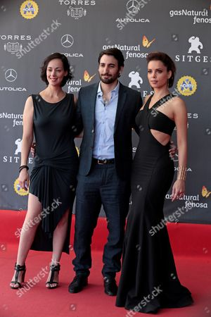 Editorial image of El Habitante - Photocall - 50th Sitges Film Festival, Sitges (Barcelona), Spain - 09 Oct 2017