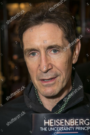 Stock Picture of Paul McGann