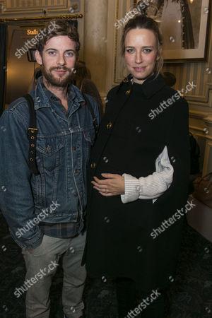 Luke Treadaway and Ruta Gedmintas