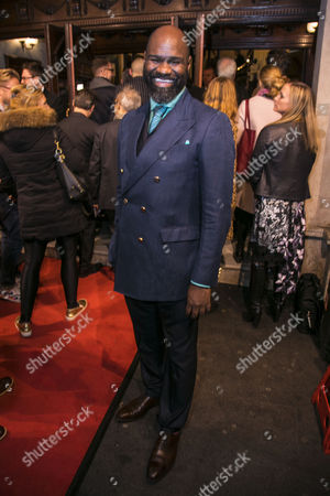 Editorial photo of 'Heisenberg' arrivals, Press Night, London, UK - 09 Oct 2017