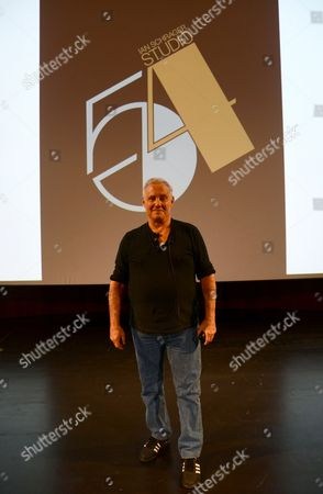 Editorial image of Ian Schrager on Studio 54, V&A Musuem, London, UK - 09 Oct 2017