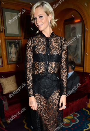 Editorial photo of Conde Nast Traveler's 20th Anniversary After Party hosted by Melinda Stevens & Poppy Delevingne, Annabel's,  London, UK - 09 Oct 2017