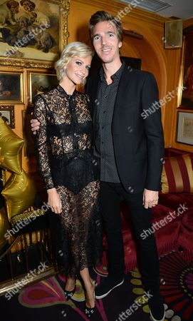Poppy Delevingne and James Cook