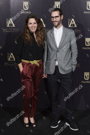 Stock Image of Claudia Llosa and guest