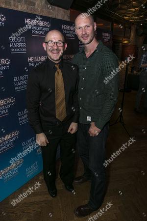Editorial image of 'Heisenberg' party, Press Night, London, UK - 09 Oct 2017
