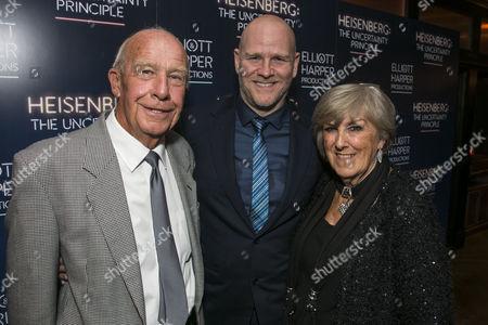 Bob Harper, Chris Harper (Producer) and Maureen Harper