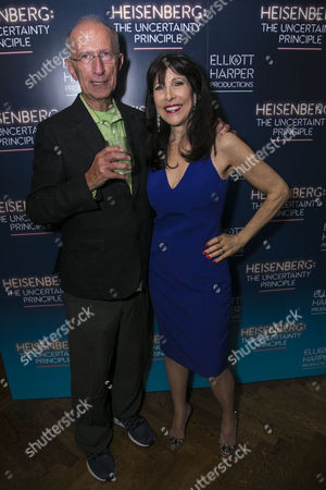 Editorial photo of 'Heisenberg' party, Press Night, London, UK - 09 Oct 2017