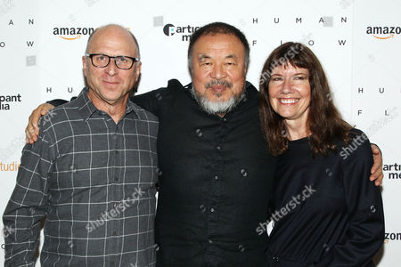 Bob Berney, Ai Weiwei (Director), Diane Weyermann