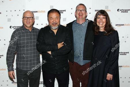 Bob Berney, Ai Weiwei (Director), Ted Hope, Diane Weyermann