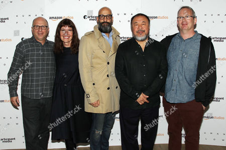 Bob Berney, Diane Weyermann, Jason Ropel, Ai Weiwei (Director), Ted Hope