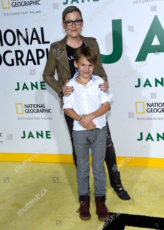 """Editorial picture of LA Premiere of """"Jane"""", Los Angeles, USA - 09 Oct 2017"""