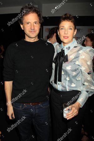 Bennett Miller and Rebecca Miller