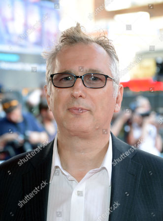 Henry Normal arrives at London Premiere of Alan Partridge: Alpha Papa,, in London