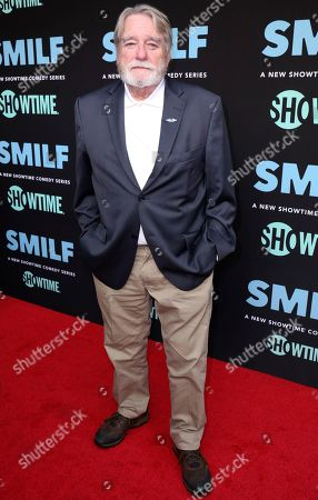 """Blake Clark arrives at the LA Premiere of """"SMILF"""" at the Harmony Gold Theater, in Los Angeles"""