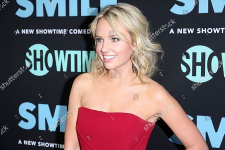 "Editorial image of LA Premiere of ""SMILF"", Los Angeles, USA - 09 Oct 2017"