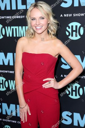 Stock Image of Kimberley Crossman
