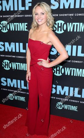 "Editorial picture of LA Premiere of ""SMILF"", Los Angeles, USA - 09 Oct 2017"