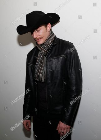 James Landry Hebert at the Indiewire Photo Studio at Chase Sapphire on Main during the 2016 Sundance Film Festival in Park City, Utah
