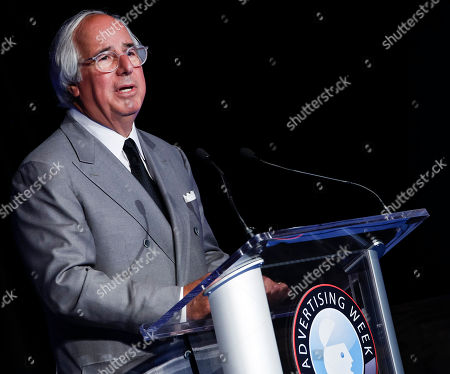 WEEK-Frank Abagnale seen at Advertising Week on in New York