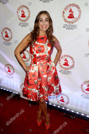 Kika Rocha attends and Colgate Optic White participates as an official sponsor of the Latin GRAMMY Acoustic Sessions in L.A. featuring performances by Julieta Venegas and Natalia Lafourcade on Wed., in Los Angeles