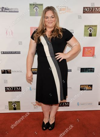 Rebecca Field seen at the Justice on Trial Film Festival, on in Los Angeles