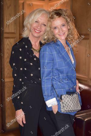 Mary Greenwell and Lara Cazalet