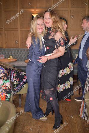 Matilda Temperley and Alice Temperley
