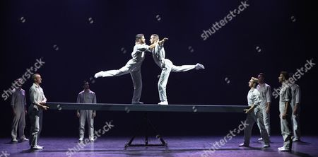 Fourteen Days Piece one, Choreographed by Javier De Frutos.