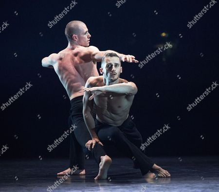 Editorial image of 'Fourteen Days' dance performance, Opening Night, London, UK - 10 Oct 2017