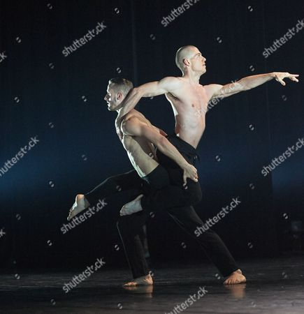 Editorial picture of 'Fourteen Days' dance performance, Opening Night, London, UK - 10 Oct 2017