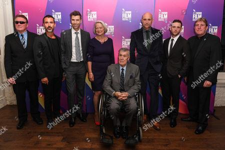 Pete Winner, Emun Elliott, Matthew Metcalfe, Kate Adie, Guest, Mark Strong, Jamie Bell, Rusty Firmin