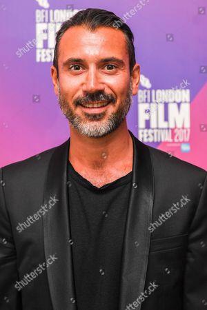 Editorial photo of 'Six Days' premiere, BFI London Film Festival, UK - 10 Oct 2017