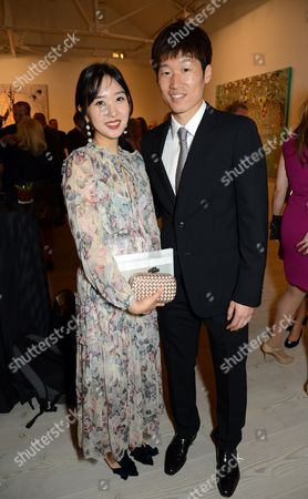 Guest and Park Ji-Sung