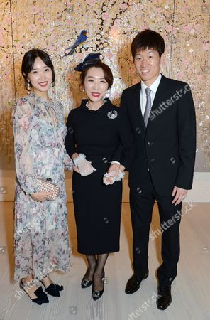 Guest, Oh Myung Hee and Park Ji-Sung