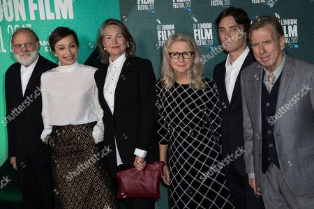 Editorial image of Film Festival The Party Premiere, London, United Kingdom - 10 Oct 2017