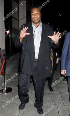 Stock Picture of Larry Holmes