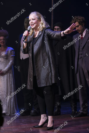 Stock Photo of Susan Stroman (Director) during the curtain call