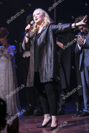 Stock Picture of Susan Stroman (Director) during the curtain call