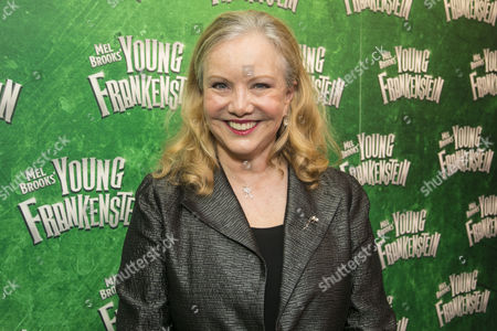 Editorial image of 'Young Frankenstein' party, Press Night, London, UK - 10 Oct 2017