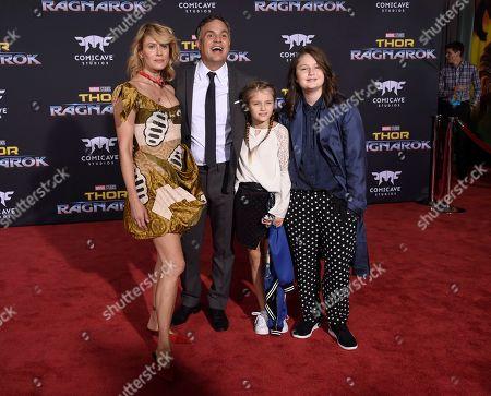 "Editorial photo of World Premiere of ""Thor: Ragnarok"", Los Angeles, USA - 10 Oct 2017"