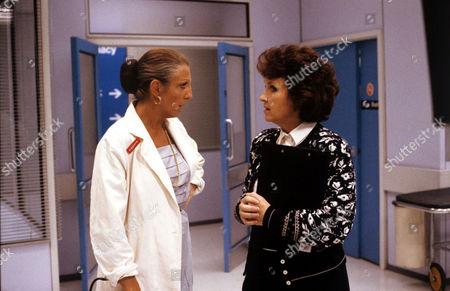 'Surgical Spirit'  TV - 1990 - Nichola McAuliffe, Marji Campi