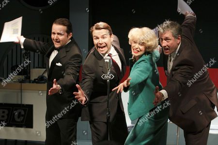 Charles Armstrong (Douglas Smith), Robin Sebastian (Kenneth Williams), Emma Atkins (Joan Sims), Nigel Harrison (Hugh Paddick)