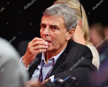 Dave Prentis - Labour Party Annual Conference At The Liverpool Exhibition Centre Merseyside.-Lobby- 25/9/16.