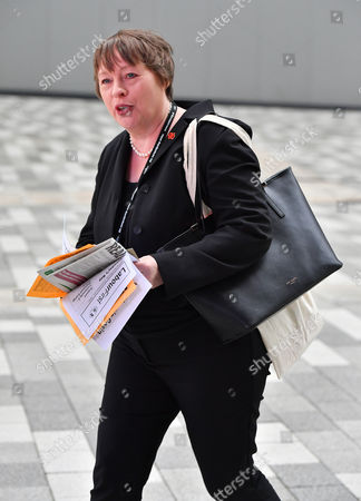 Maria Eagle Mp- Labour Party Annual Conference At The Liverpool Exhibition Centre Merseyside.-.