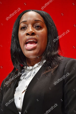 Kate Osamor Shadow Secretary Of State For International Development - Labour Party Annual Conference At The Liverpool Exhibition Centre Merseyside.-.