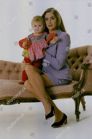 Model And Single Mother Jordana Cook Who Has A 13-month-old Daughter Tatiana By Marks & Spencer Heir Jonathan Sieff. Box 759 1025051724 A.jpg.