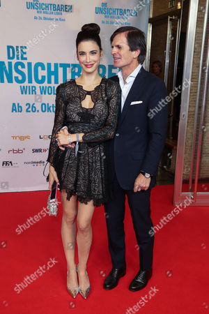 Editorial picture of Premiere of The Invisibles at Kino International, Berlin, Germany - 10 Oct 2017