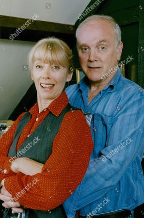 Actor Kenneth Cope And Wife Actress Renny Lister. Box 759 1025051731 A.jpg.